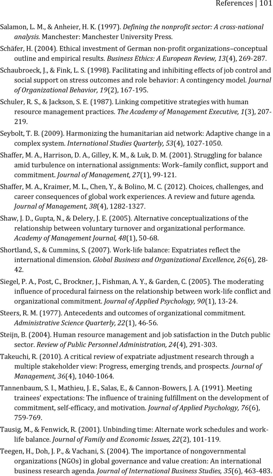 human resource 5 p model schuler The human resources management (hrm) practices a panacea to  53 human resource planning  jackson and schuler (2000) describe human resource as the available.