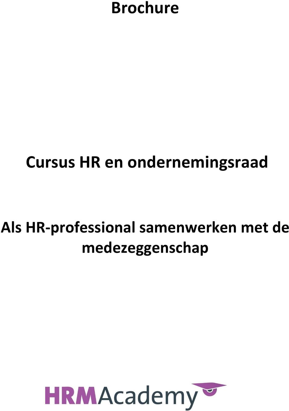 HR-professional