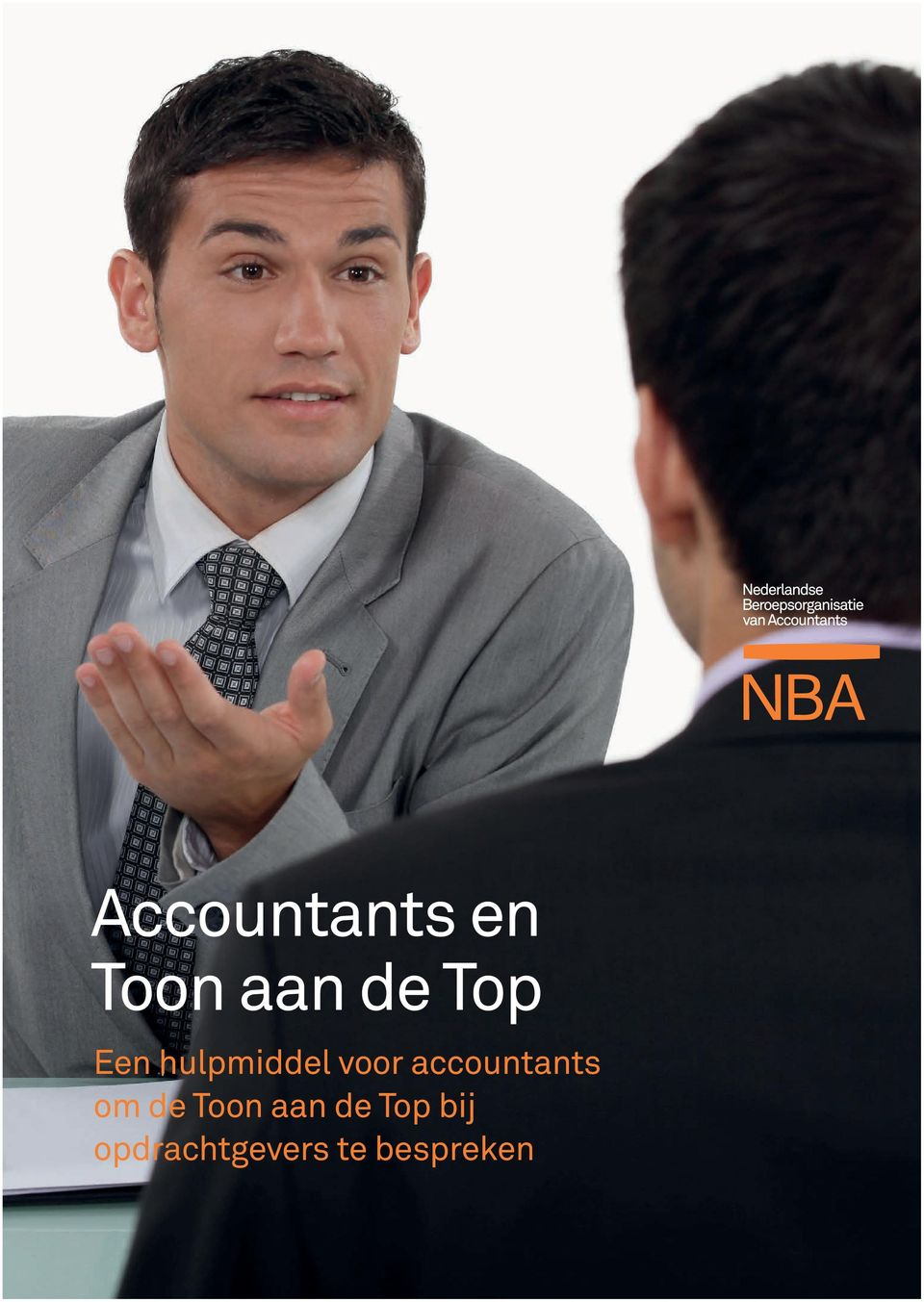 accountants om de Toon aan