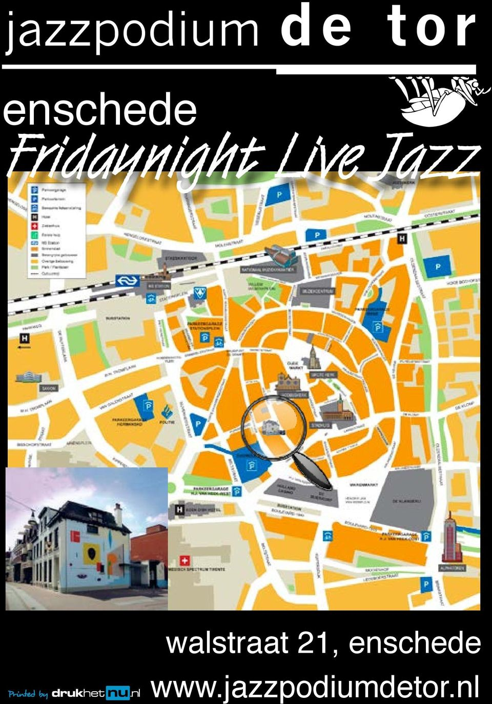 Jazz walstraat 21,