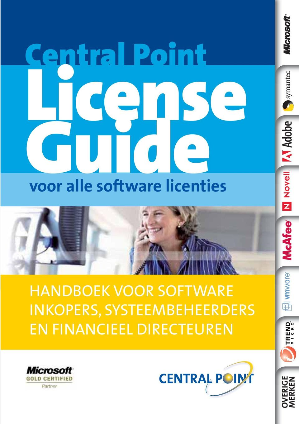 VOOR SOFTWARE INKOPERS,