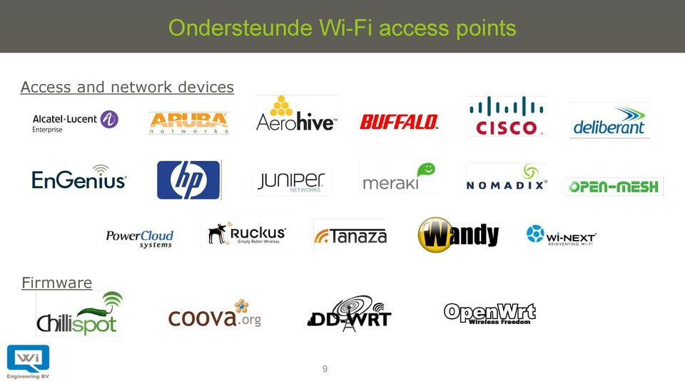 Access and network