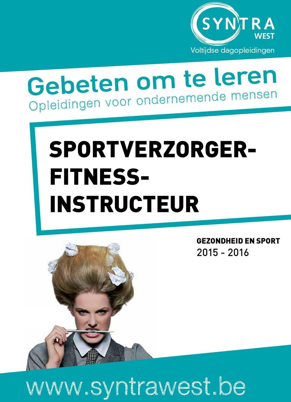 SPORTVERZORGER- FITNESS- INSTRUCTEUR