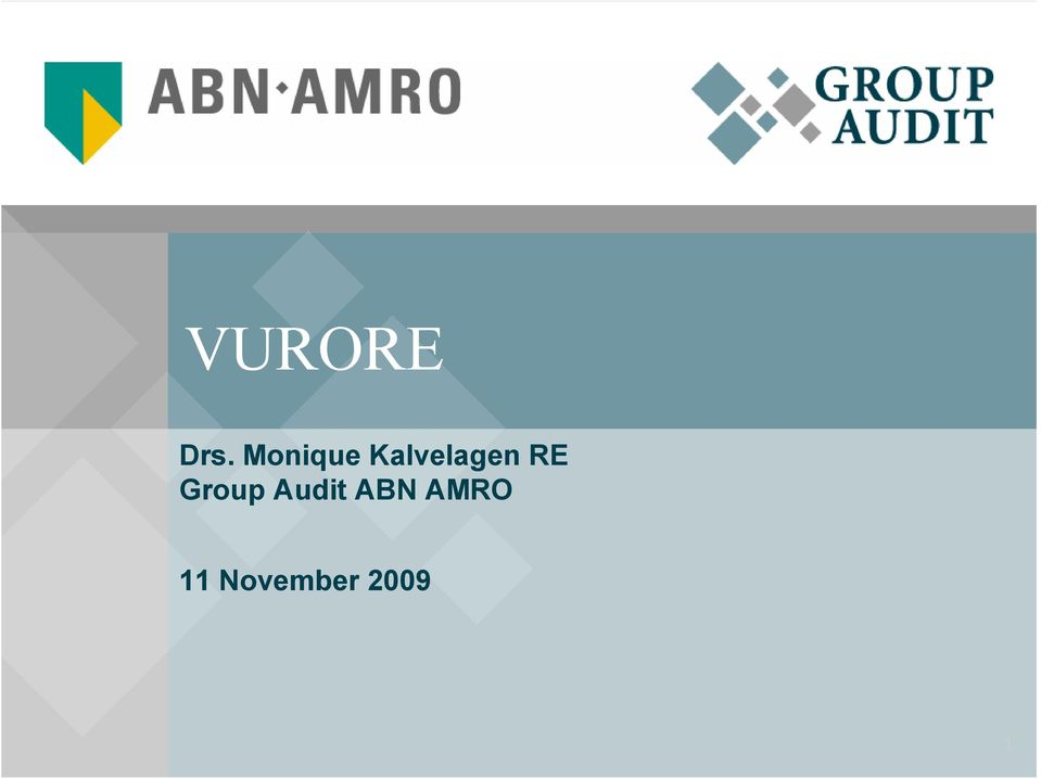 RE Group Audit ABN