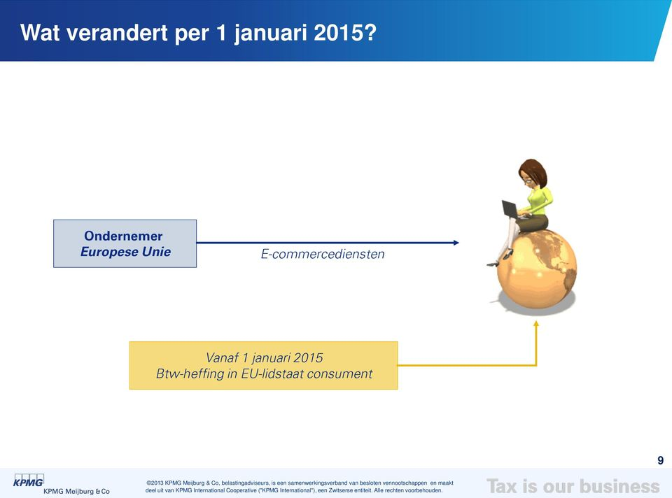 E-commercediensten Vanaf 1 januari