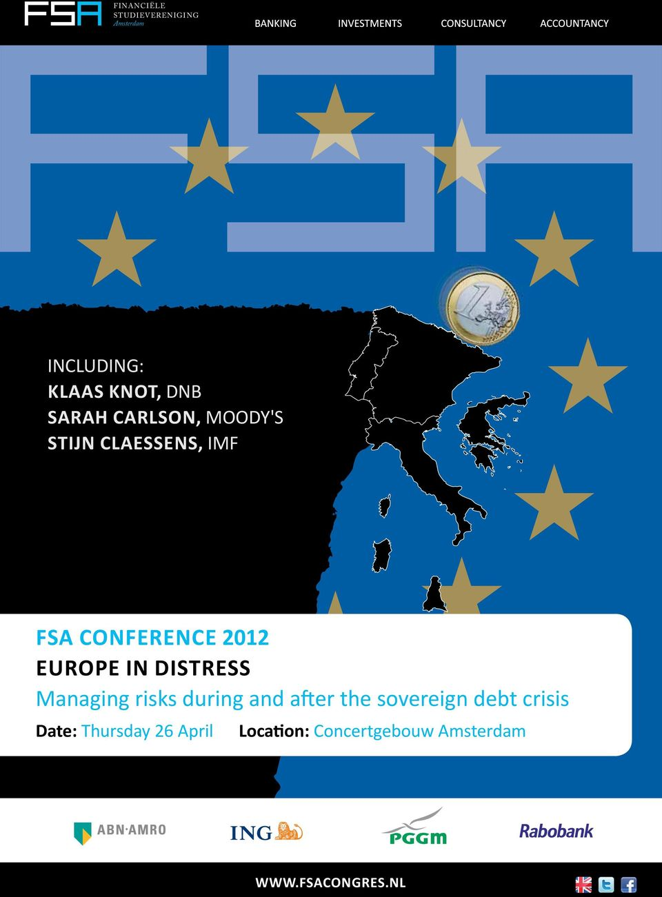 DISTRESS Managing risks during and after the sovereign debt crisis Date: