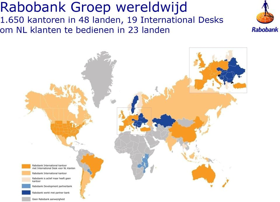 19 International Desks om NL