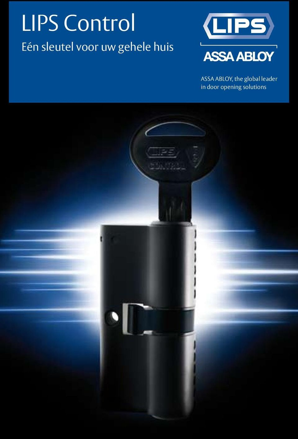 ABLOY, the global leader