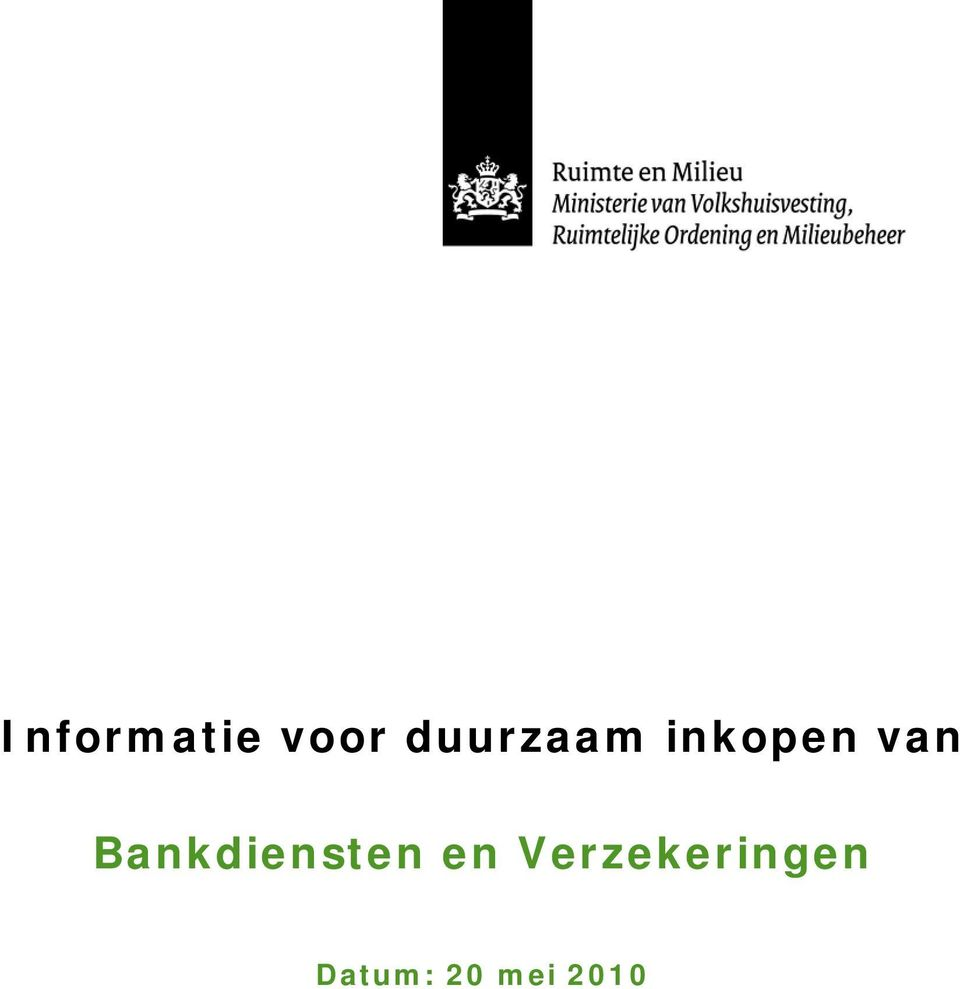 Bankdiensten en