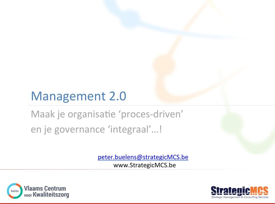 driven en je governance