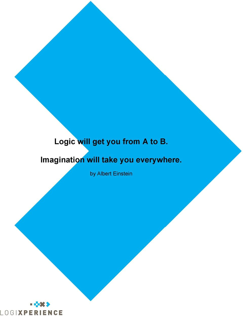 Imagination will take