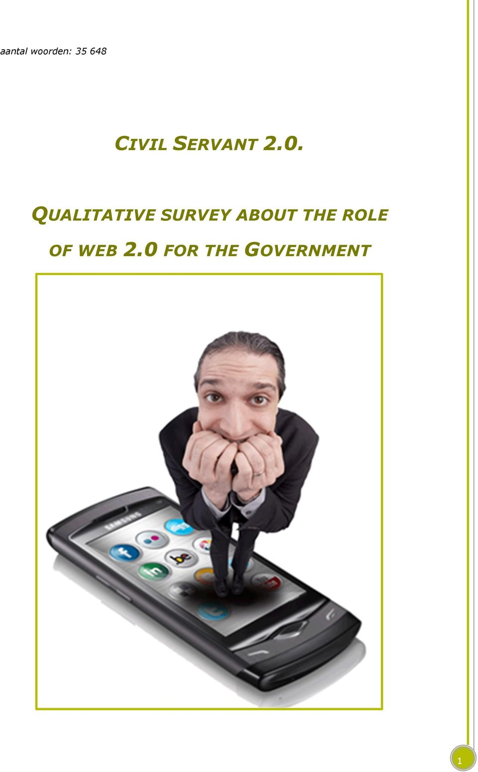 QUALITATIVE SURVEY ABOUT
