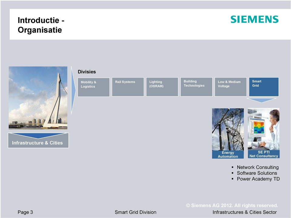 Voltage Smart Grid Infrastructure & Cities Energy Automation SE