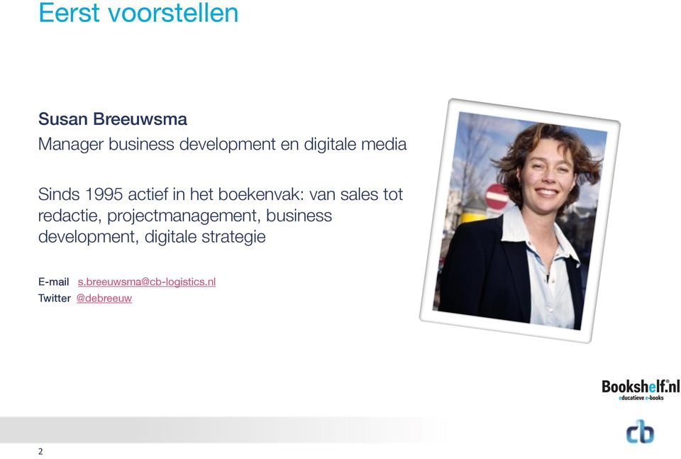 tot redactie, projectmanagement, business development, digitale