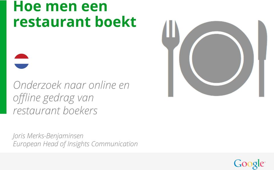 restaurant boekers Joris