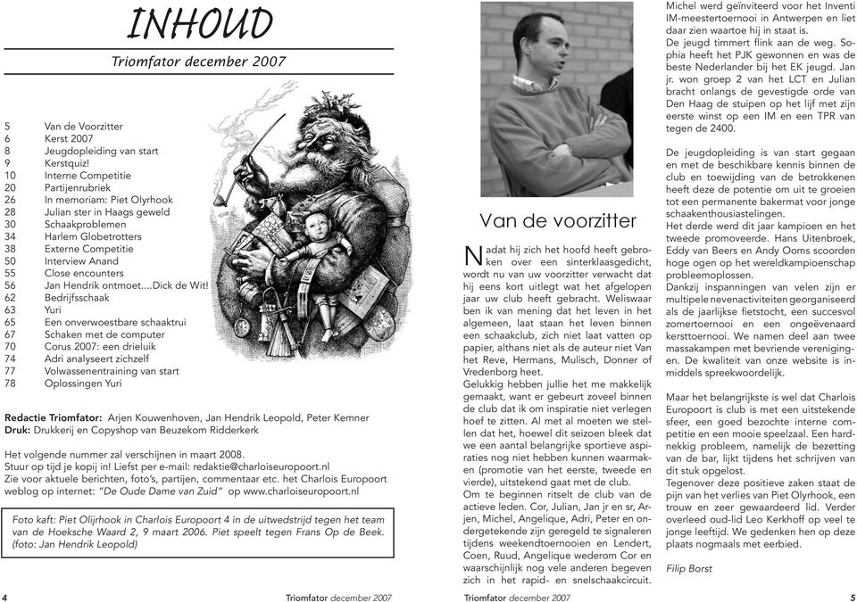 encounters 56 Jan Hendrik ontmoet...dick de Wit!