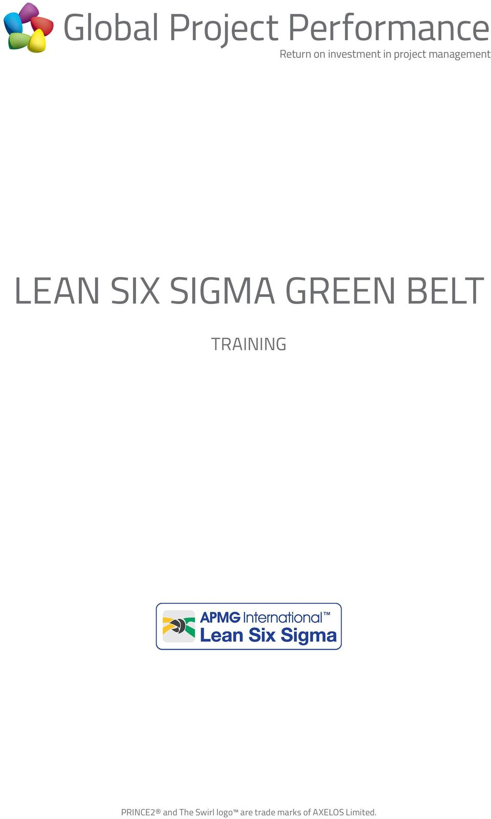 BELT TRAINING PRINCE2 and The