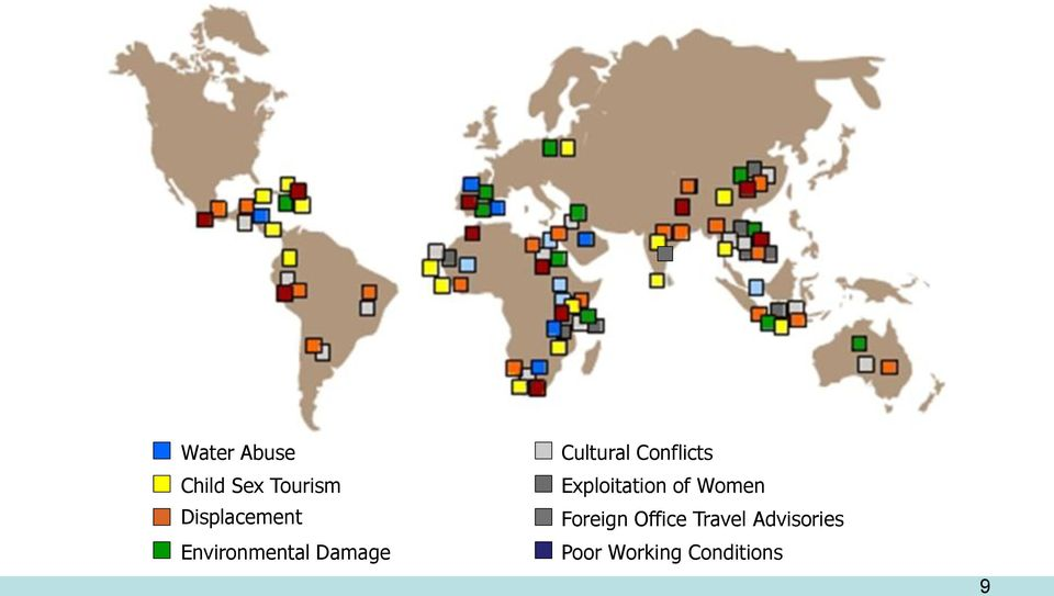 Cultural Conflicts Exploitation of Women