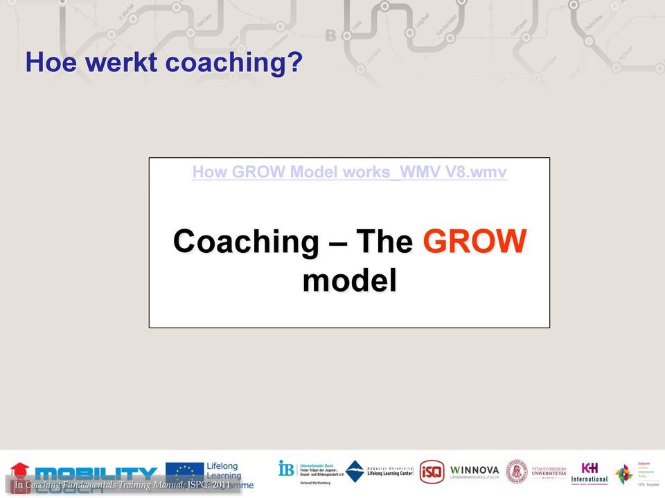 wmv Coaching The GROW model In