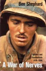 an introduction to the war of nerves soldiers and psychiatrists Buy war of nerves chemical warfare from world war i to al qaeda by jonathan tucker (isbn: ) from amazon's book store everyday low prices and free delivery on.