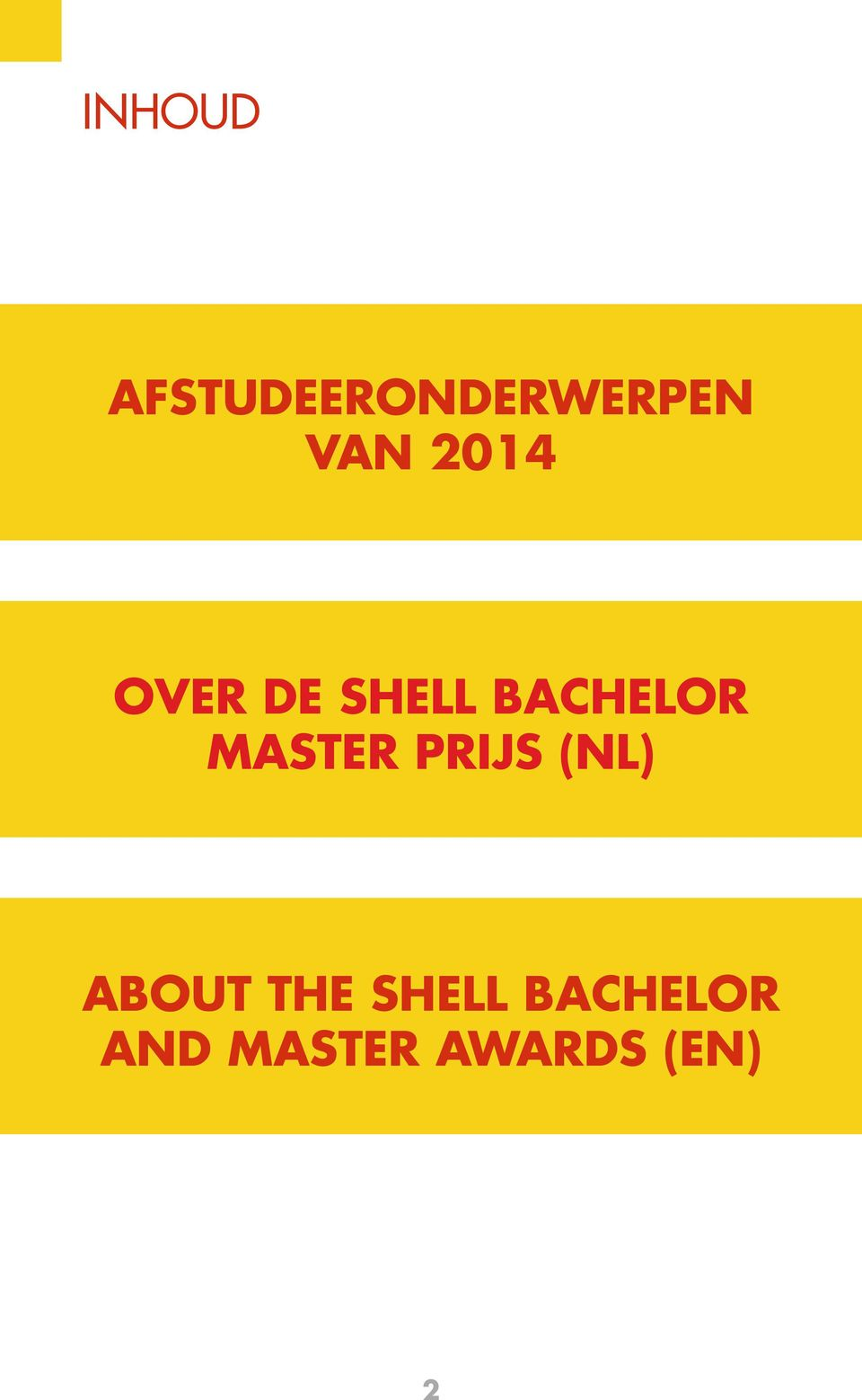 MASTER PRIJS (NL) ABOUT THE