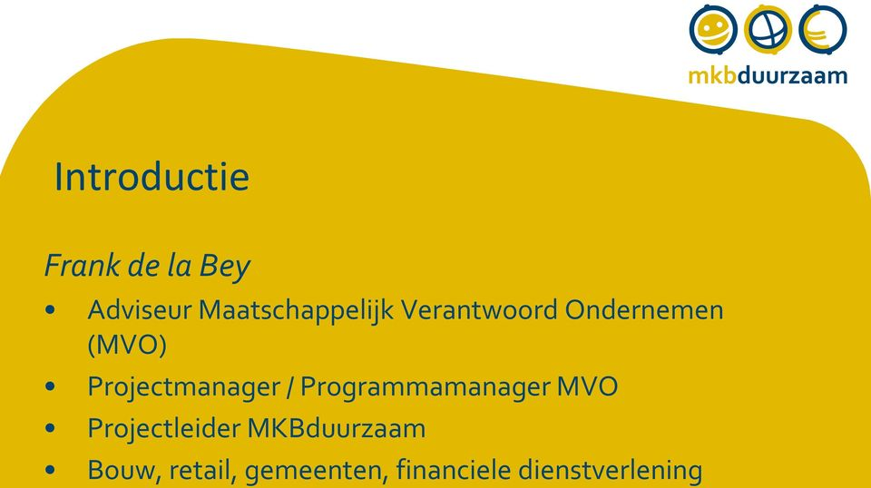 Projectmanager / Programmamanager MVO