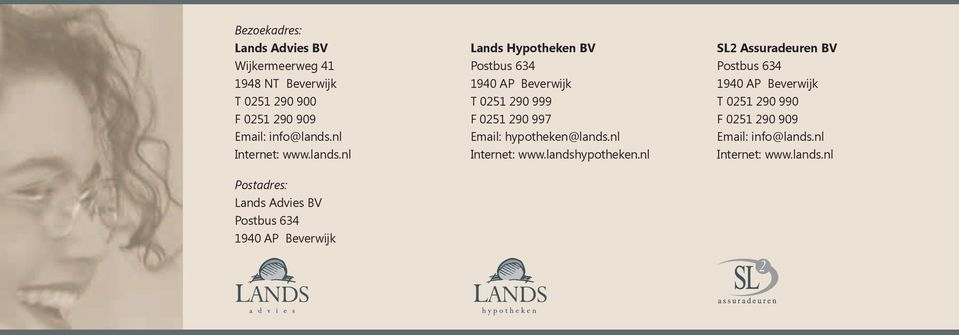 nl Internet: www.lands.