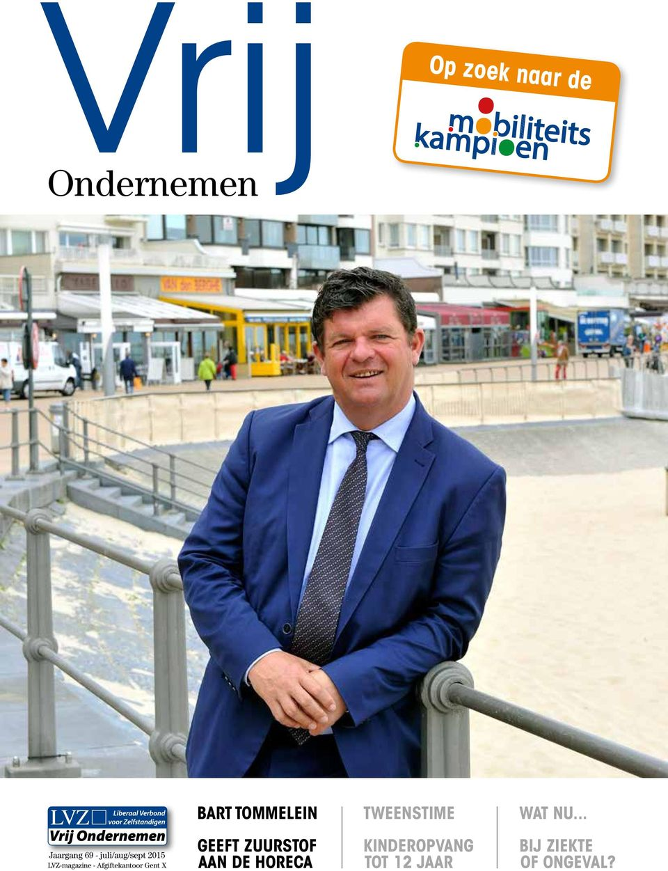 .. Jaargang 69 - juli/aug/sept 2015 LVZ-magazine -