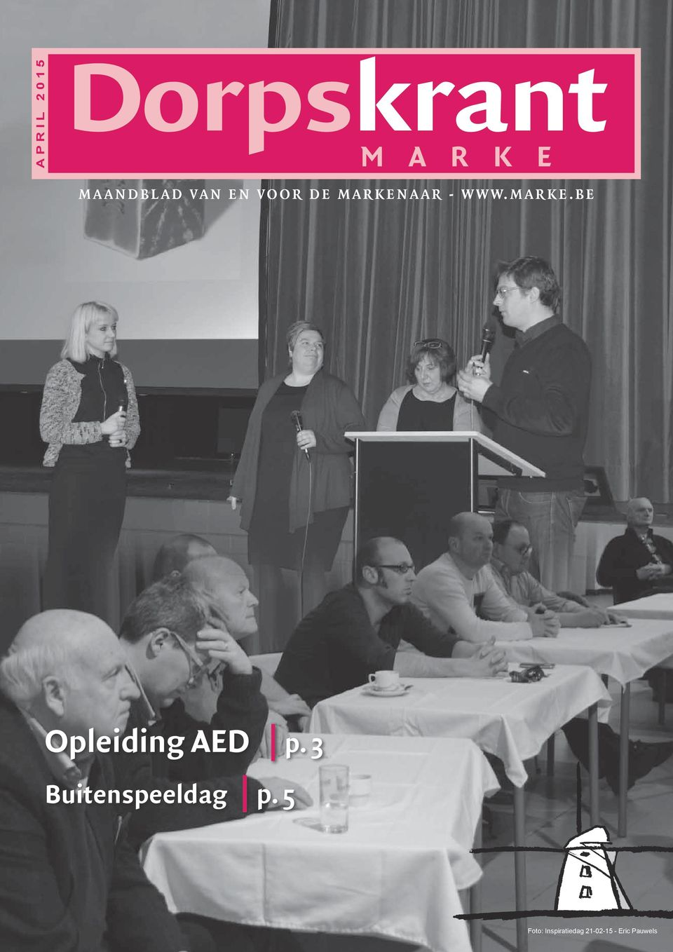 marke.be Opleiding AED p.