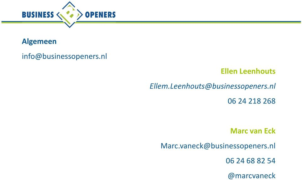 Leenhouts@businessopeners.