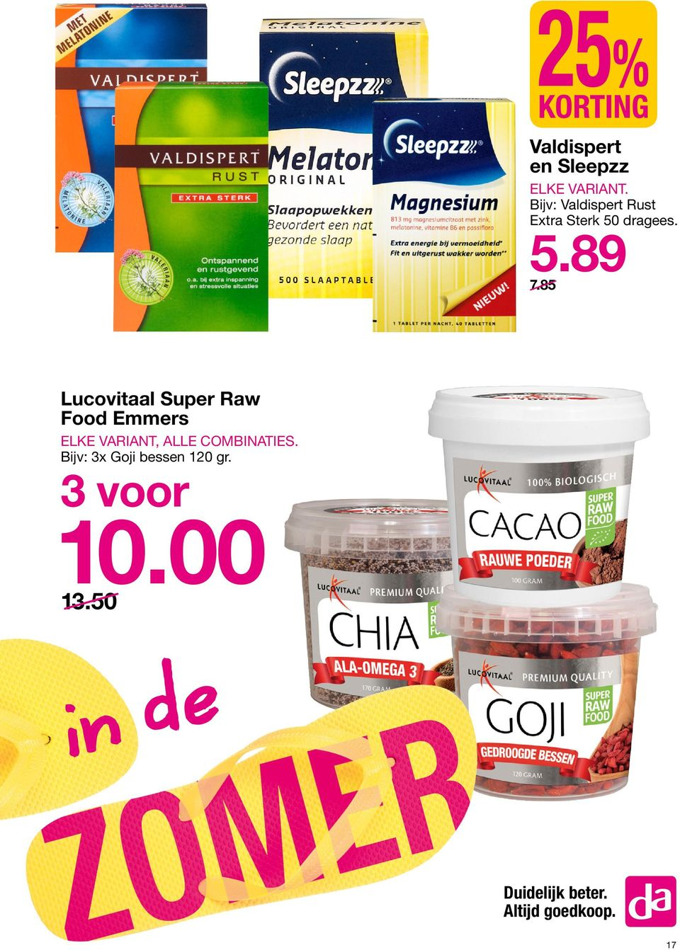 85 Lucovitaal Super Raw Food Emmers ELKE VARIANT,