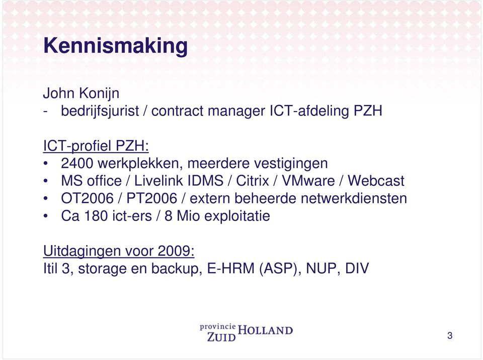 Citrix / VMware / Webcast OT2006 / PT2006 / extern beheerde netwerkdiensten Ca 180
