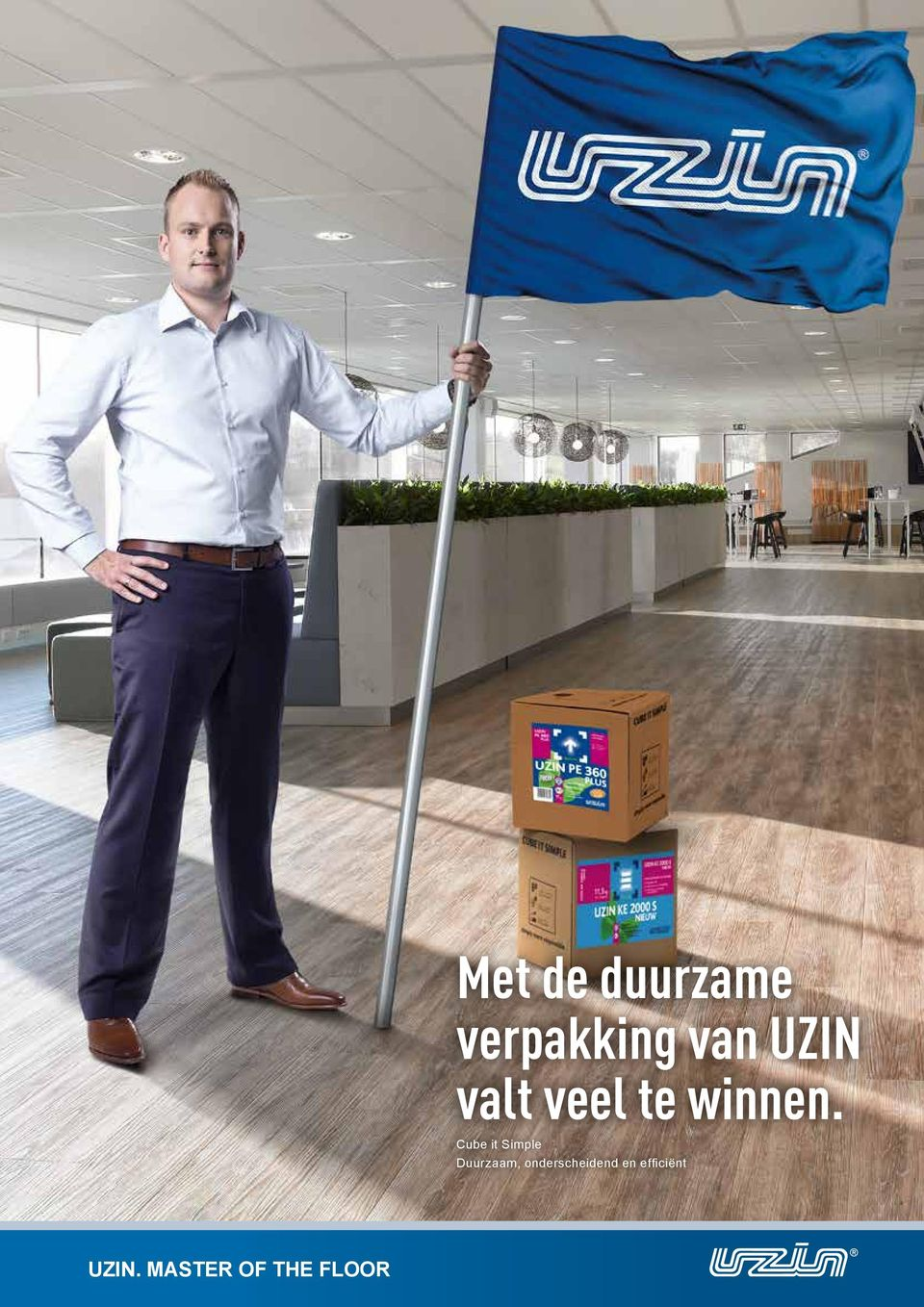 Cube it Simple Duurzaam,