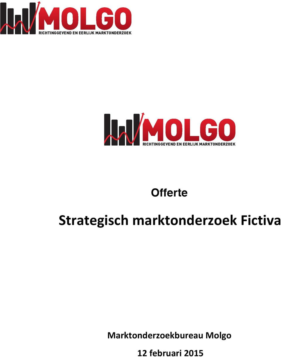 Strategisch marktonderzoek
