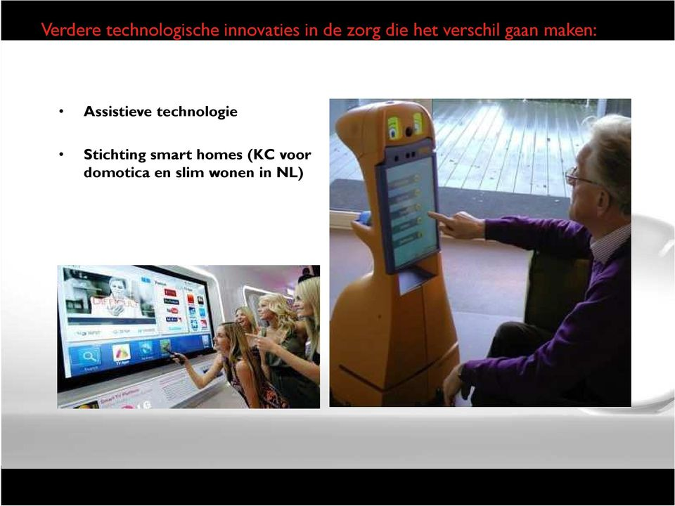 Assistieve technologie Stichting smart