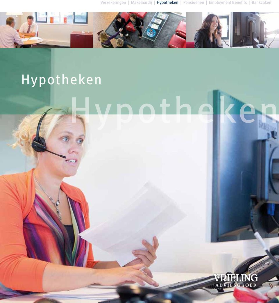 Employment Benefits Bankzaken