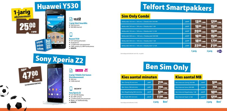 13. 00 12. 00 16. 00 15. 00 20. 00 19. 00 50. 00 47. 00 Sony Xperia Z2 Huawei Y530 4.5 LCD touchscreen Android 4.