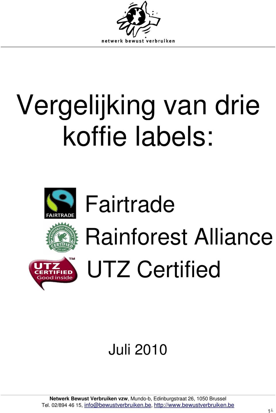 Fairtrade Rainforest