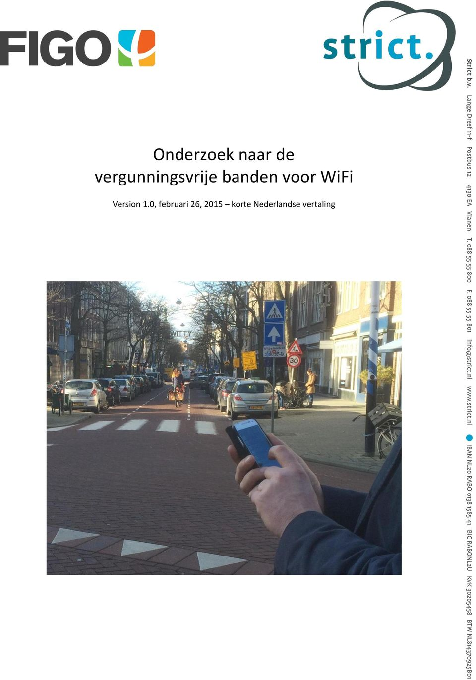 voor WiFi Version 1.