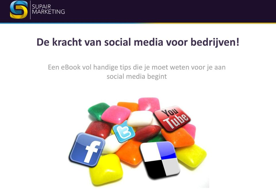 Een ebook vol handige tips