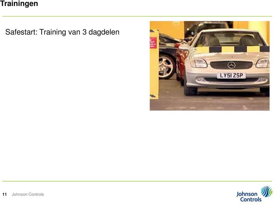 Training van
