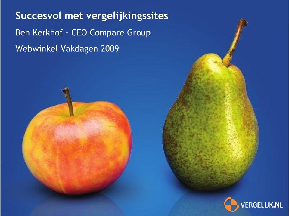 Kerkhof - CEO Compare