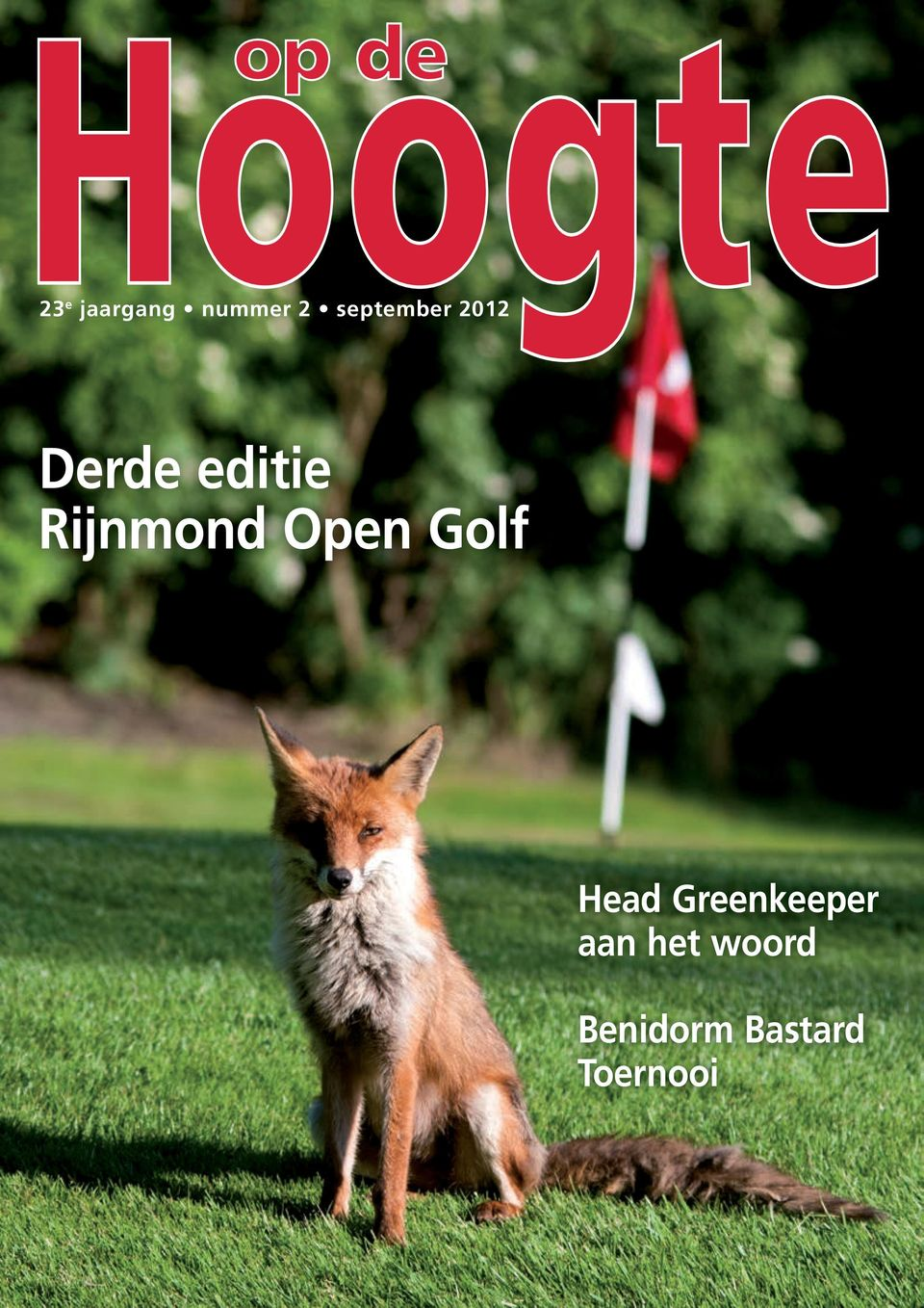 Rijnmond Open Golf Head