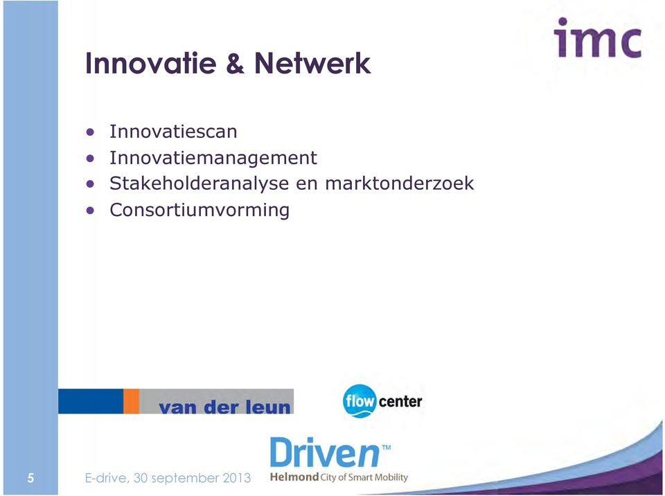 Innovatiemanagement