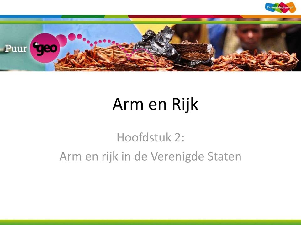 Arm en rijk in