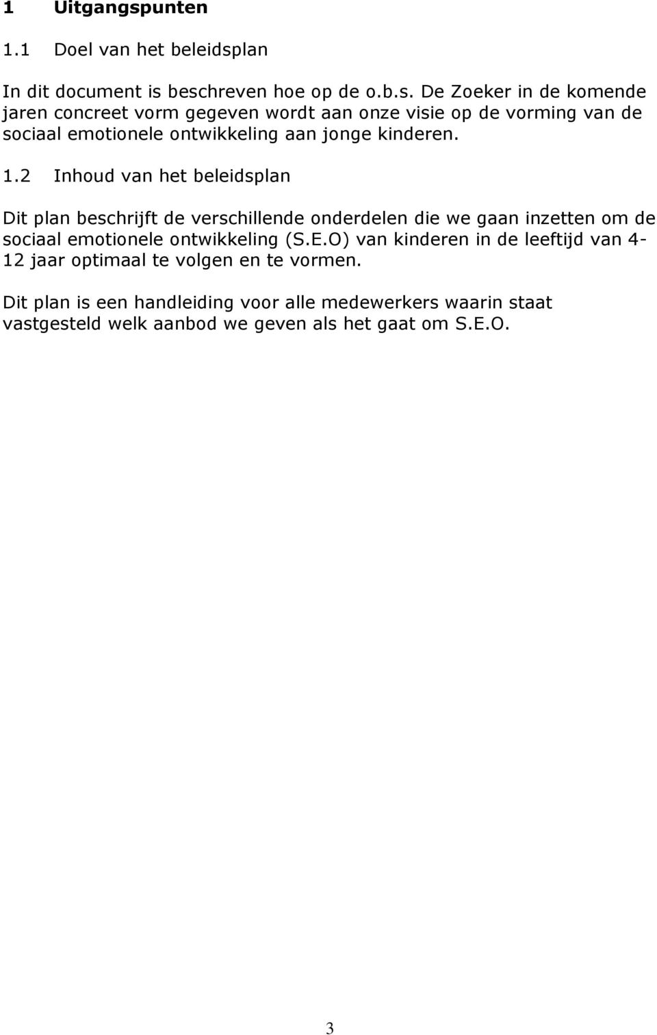 lan In dit document is