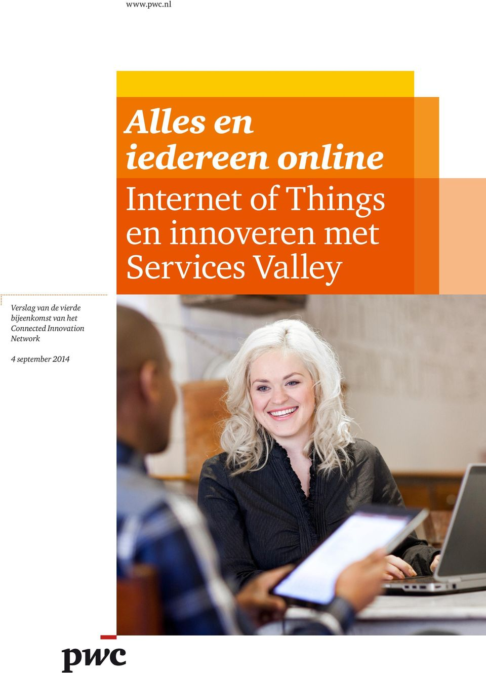 Things en innoveren met Services Valley
