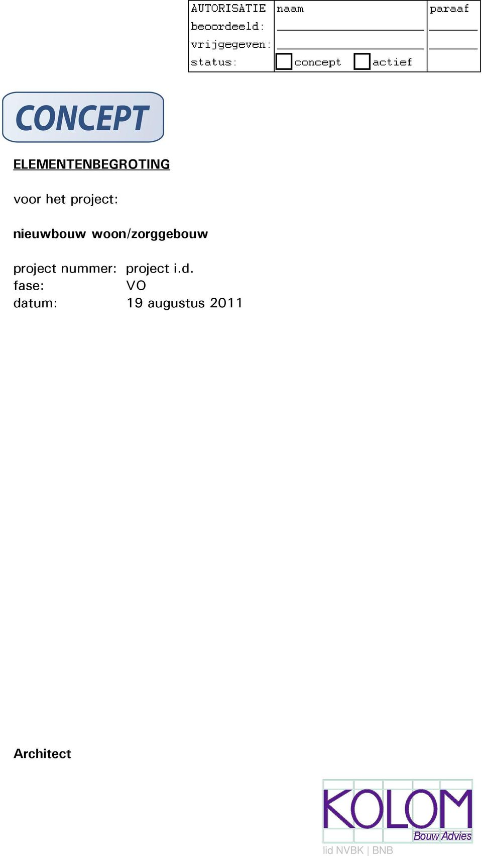 nummer: project i.d.