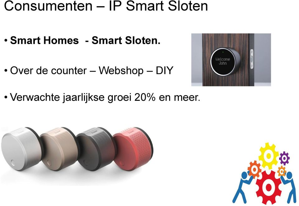 Over de counter Webshop DIY