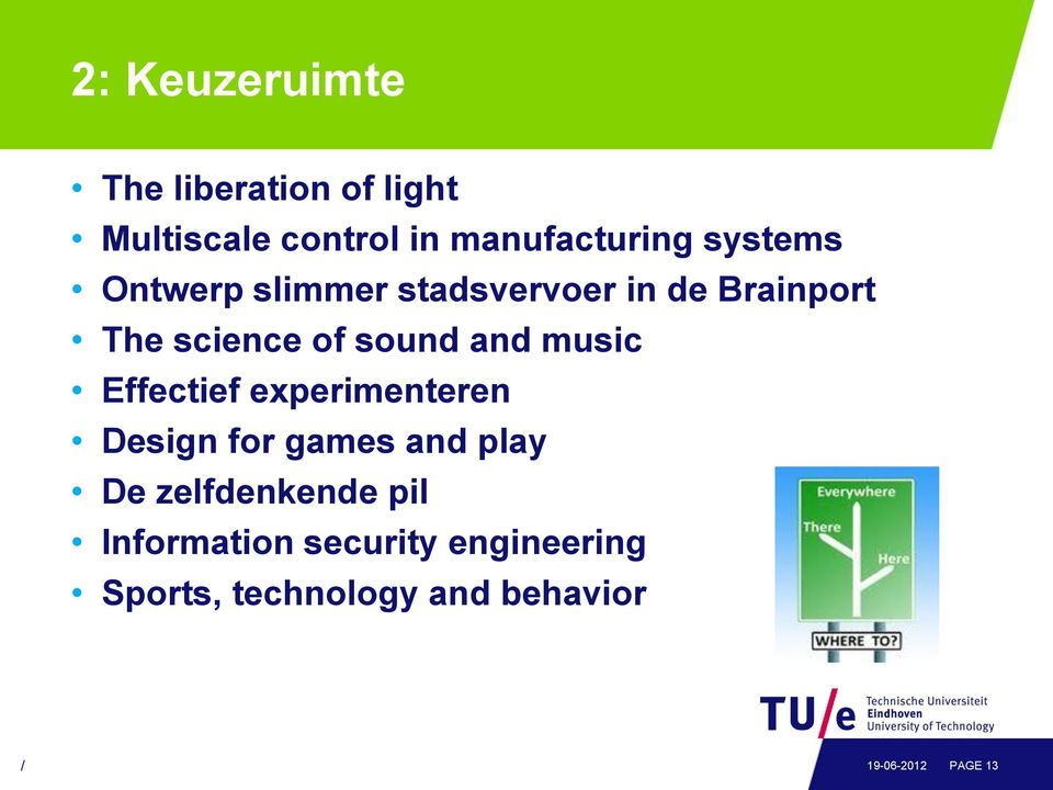 and music Effectief experimenteren Design for games and play De